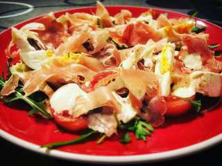 Recettes De Salade Composee