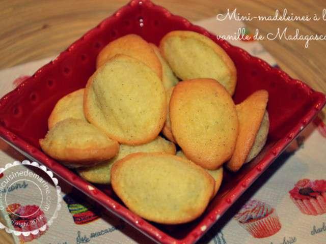 Recettes de madeleines de a z 47 - La cuisine de a a z ...