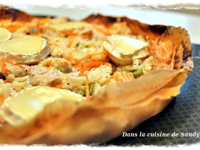 Recettes de surimi et ch vre 2 for La cuisine de a a z