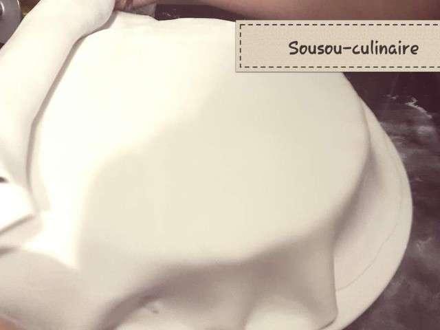 recettes de recette de base decoration de gateau en pate a sucre