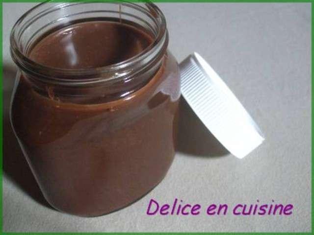 Recettes de p te tartiner maison et lait concentre sucre - Pate a tartiner maison sans lait concentre ...