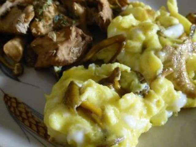 Recettes de pieds de mouton et omelettes - Cuisiner les champignons pieds de mouton ...