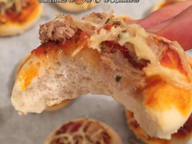 Recettes De Pate A Pizza Epaisse