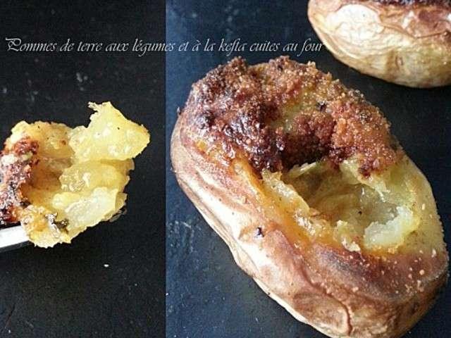 Recettes de kefta et l gumes 2 - Conservation pommes de terre cuites ...