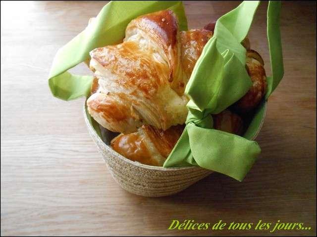 Recettes de croissants de d lices de tous les jours - Manger des endives tous les jours ...