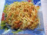 Salade choux-carottes...coleslaw