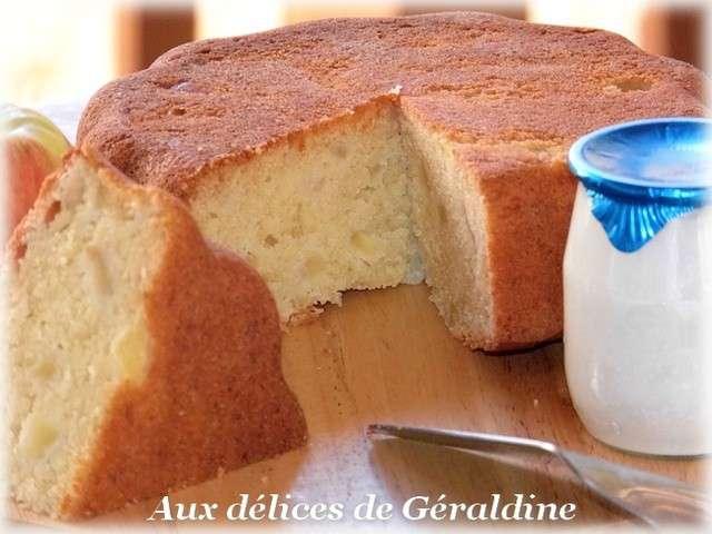 Recettes de g teau moelleux et amande 5 - Recette gateau yaourt moelleux ...