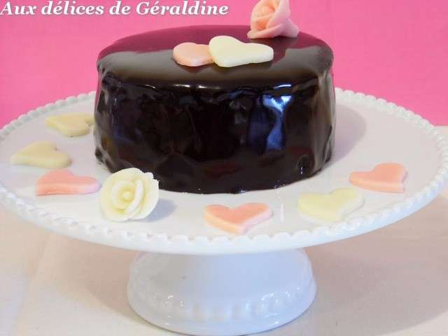 Cake Design Recette Chocolat : Recettes de Defi - Cake Design et Chocolat