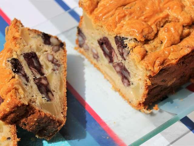 Recette Cake Au Boudin Noir