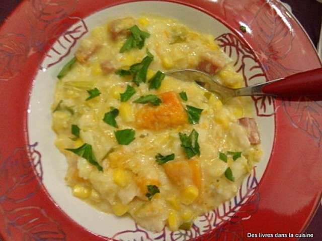 Recettes de soupe de poisson et soupe 6 - Cuisine soupe de poisson ...