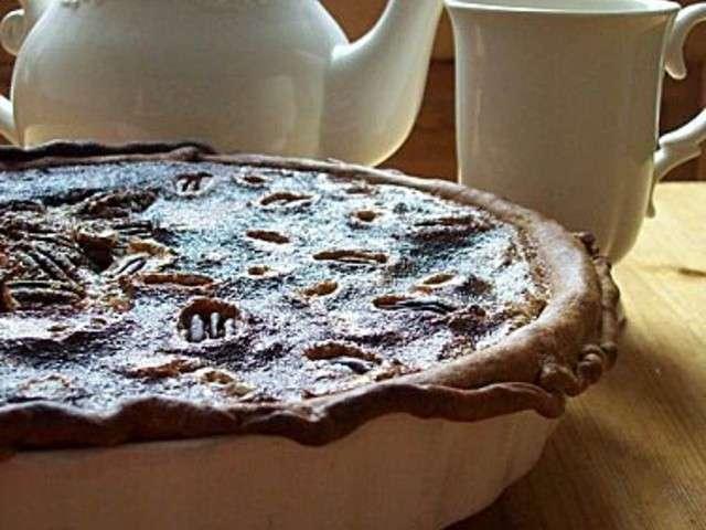 Recettes de tarte aux noix de des livre dans la cuisine - La cuisine des sentiments ...