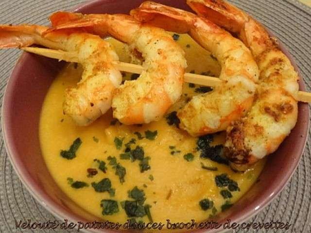 Les meilleures recettes de patate douce et crevettes - Blog de recettes de cuisine ...