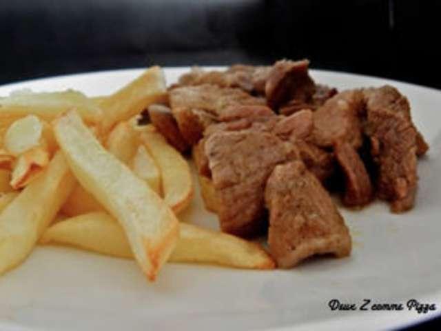 Recettes de carbonnade de cuisine equilibre - Carbonade de porc grillee ...