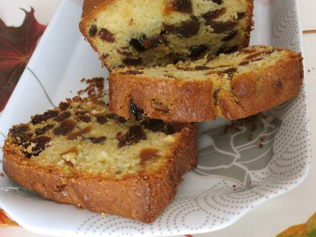 Recette Cake Figues Seches