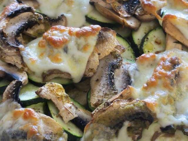 Recettes de cuisine v g tarienne et courgettes - Recette cuisine vegetarienne ...