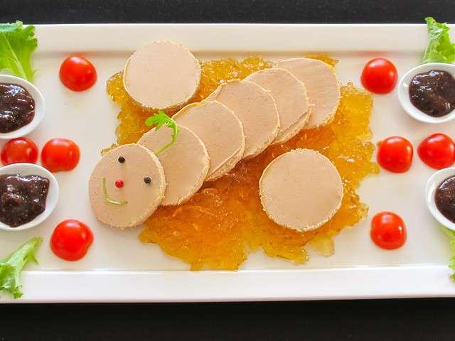 recettes de confiture de figues et foie gras