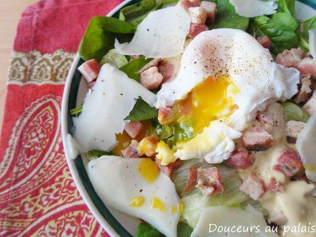 Recettes de mayonnaise et salades 2 - Recette mayonnaise au mixeur ...