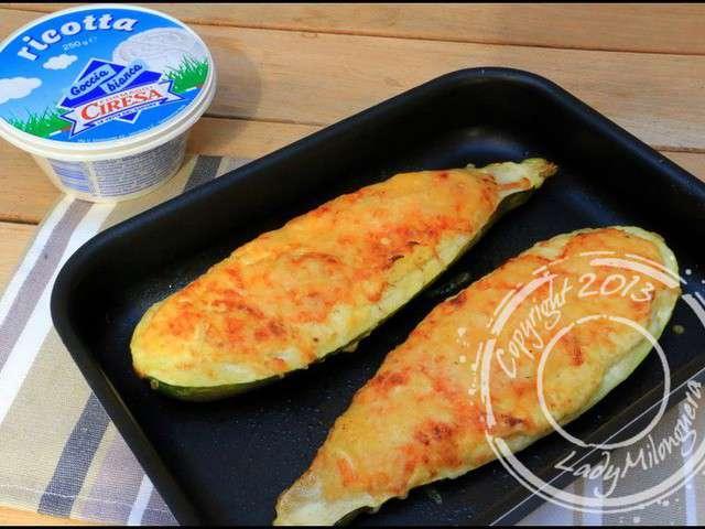 Les meilleures recettes de courgettes et courgettes - Comment cuisiner les courgettes rondes ...