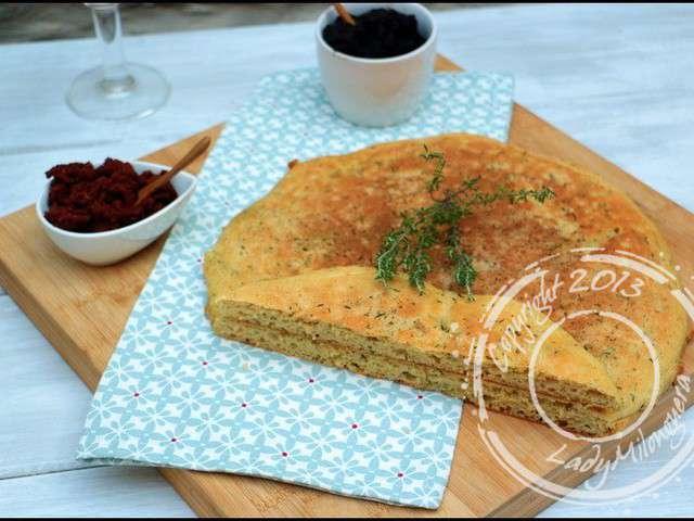 Recettes de focaccia et cuisine sans gluten - Recettes cuisine sans gluten ...