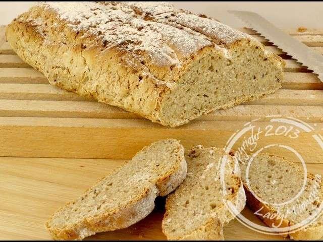 Recettes de levure de boulanger et pain - Recette pain levure chimique ...