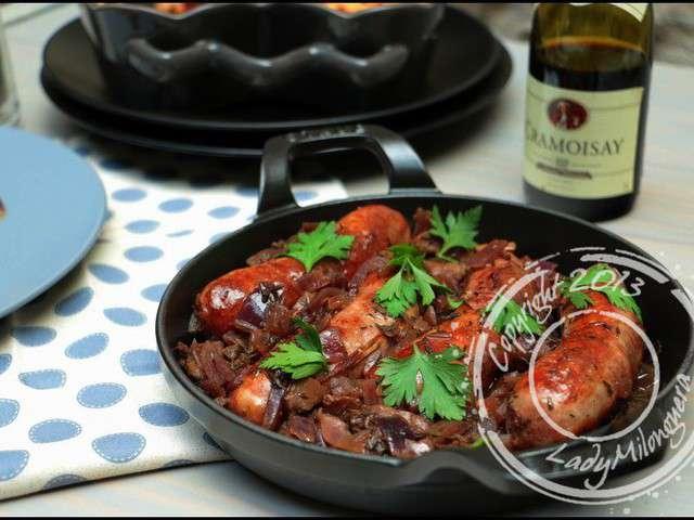 Recettes de pot e et saucisse - Livre de cuisine gordon ramsay ...