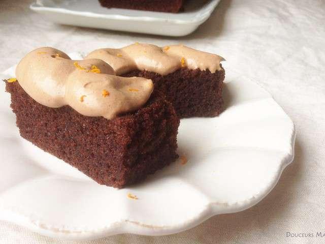 Cake Chocolat Ducasse