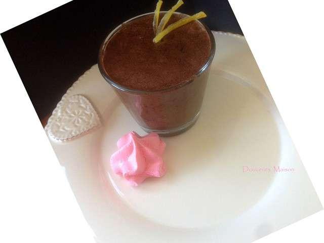 Recettes de mousse au chocolat de douceurs maison - Mousse au chocolat maison ...