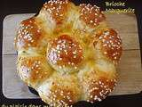 Brioche Marguerite: version Cook'in