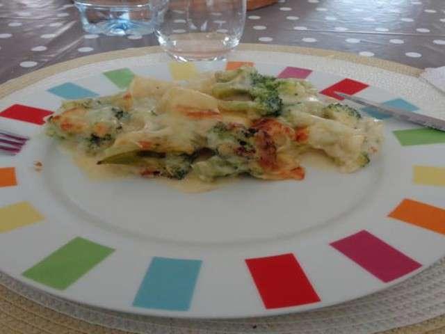 Recettes de gratins et brocolis 2 - Comment faire bechamel ...