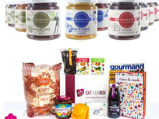Recettes de box cuisine et partenariat for Partenariat cuisine