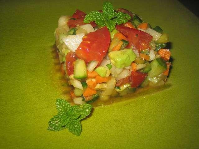 Recettes de salade compos e de - Blog cuisine rapide et facile ...