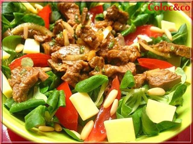 Les meilleures recettes de salade de boeuf for Eliminer les vers des salades