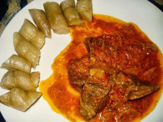 Recettes de r ti de en cuisine au kamer - Recette de cuisine camerounaise ...