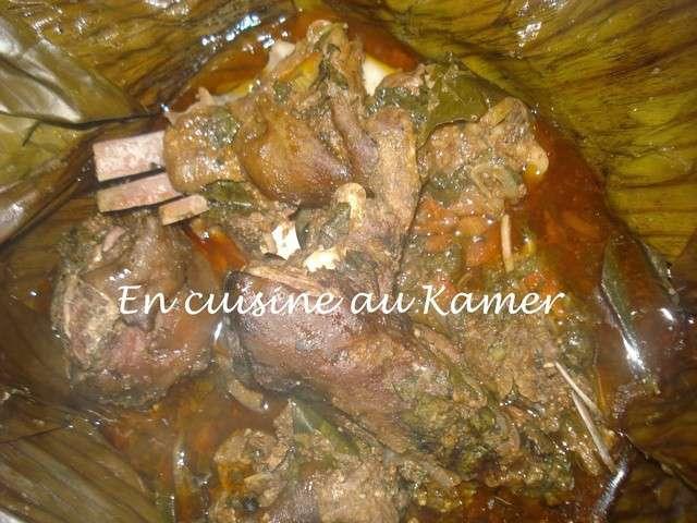 Recettes de ch vre de en cuisine au kamer - Cuisine africaine camerounaise ...