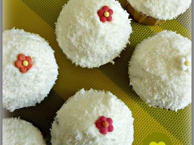 Recettes de cupcakes et noix de coco 3 for En cuisine avec coco