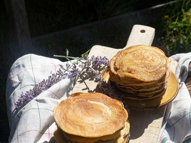 Recettes de Pancakes et Yaourt