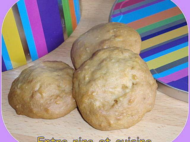 Recettes de biscuits de entre rire et cuisine 3 for Amande cuisine bjorg