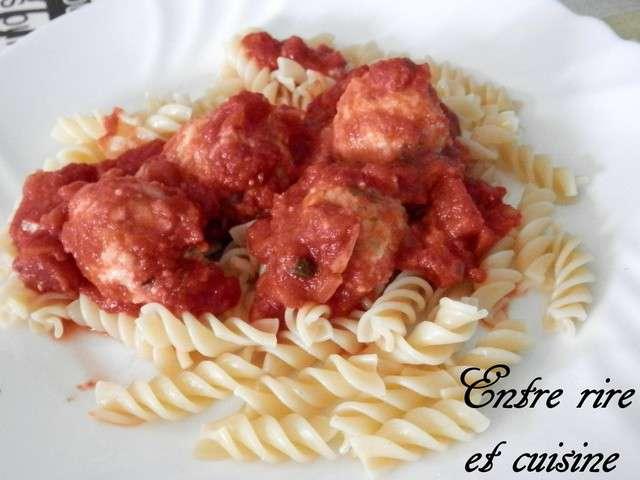 Recettes de paupiettes et sauce tomate - Blog de cuisine orientale ...