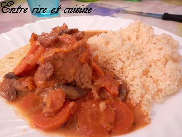 Recettes de filet mignon de porc et carottes - Cuisine filet mignon de porc ...