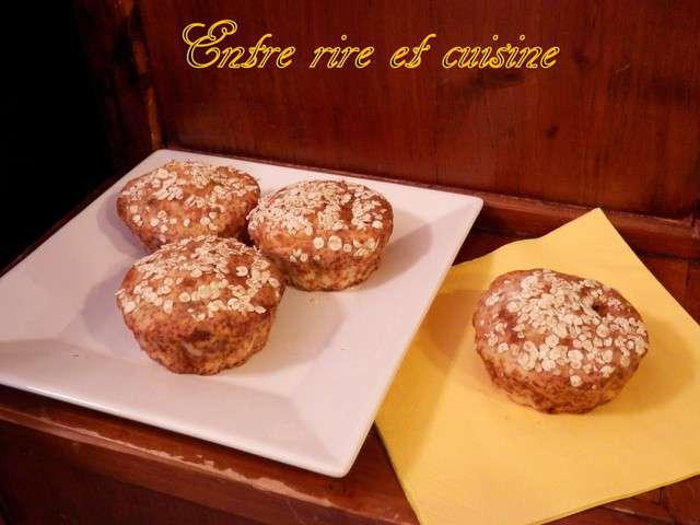 Recettes de flocons d avoine et cuisine sans oeuf - Recette de cuisine sans oeuf ...