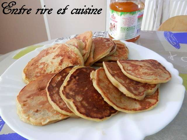 Recettes de pancakes de entre rire et cuisine - Entre rire et cuisine ...