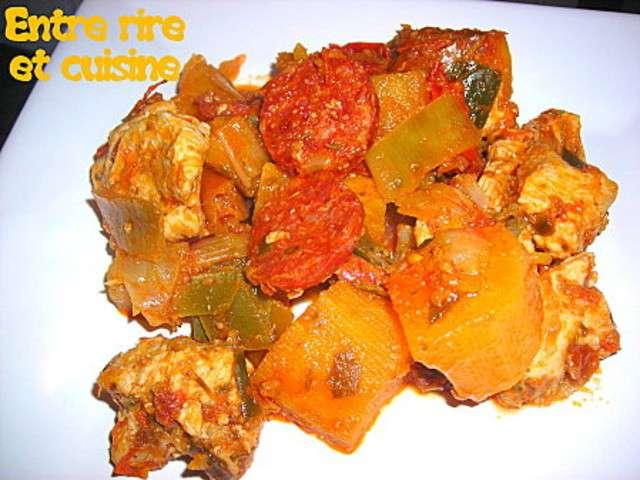 Recettes de patate douce et poulet 6 - Recette poulet patate douce ...