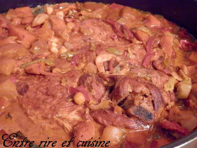 Recette rouelle de porc facile les recettes de rouelle de porc les plus faciles et rapides - Cuisiner la rouelle de porc ...