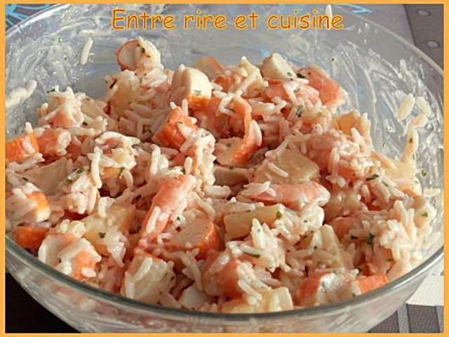 Recette Cake Aux Crevettes Et Surimi