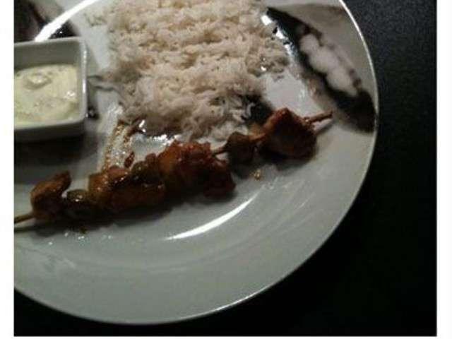 Recettes de brochettes de poulet et citrons 3 for Marinade poulet huile d olive