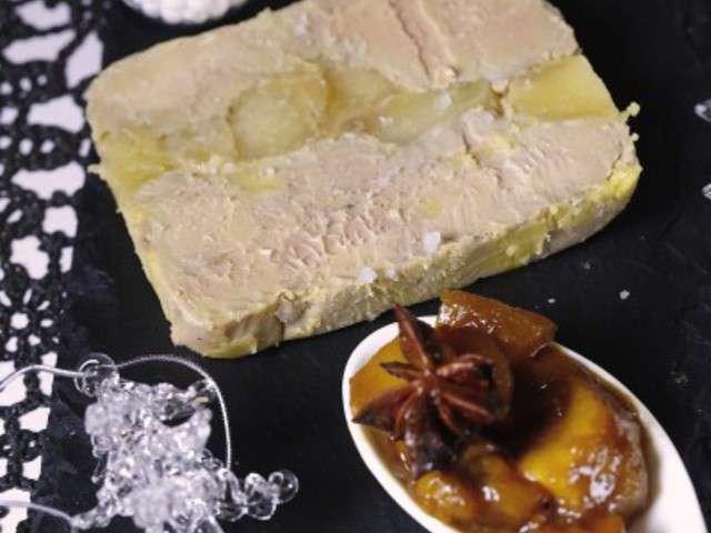 Recettes de mangue et foie gras 2 for Chutney de pommes pour foie gras