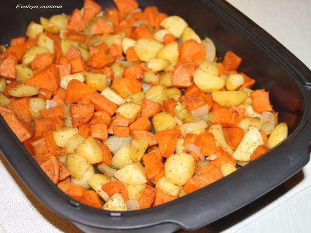 recettes de patate douce et cuisine au four. Black Bedroom Furniture Sets. Home Design Ideas