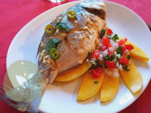 Recettes de cuisine antillaise et poisson - Recette cuisine antillaise ...