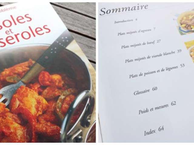 Recettes de evasion culinaire 13 for Casseroles et ustensiles culinaire