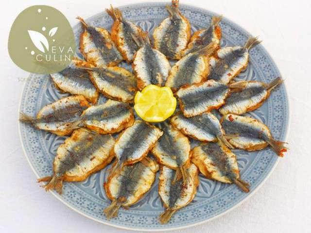 Recettes de sardines et cuisine au four - Sardines au four sans odeur ...
